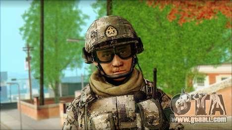 STG from PLA v3 for GTA San Andreas third screenshot