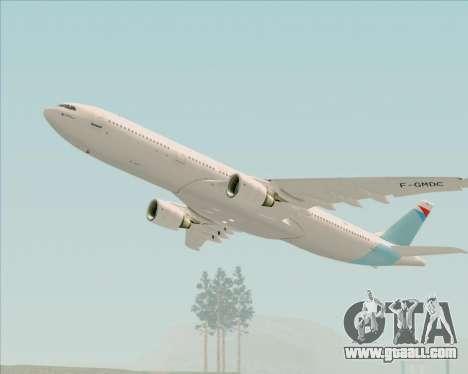 Airbus A330-300 Air Inter for GTA San Andreas