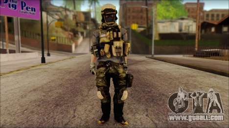 Support from BF4 for GTA San Andreas