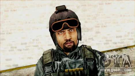 Fighter (PLA) v4 for GTA San Andreas third screenshot