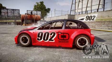 Zenden Cup Ogio for GTA 4 left view