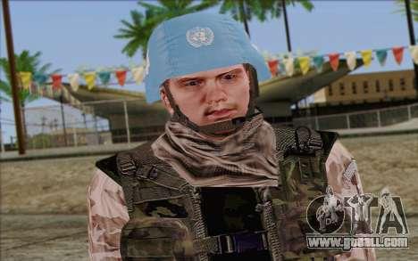Czech Peacemaker for GTA San Andreas third screenshot