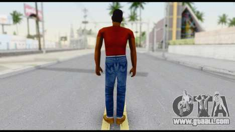 Casual Lance for GTA San Andreas second screenshot
