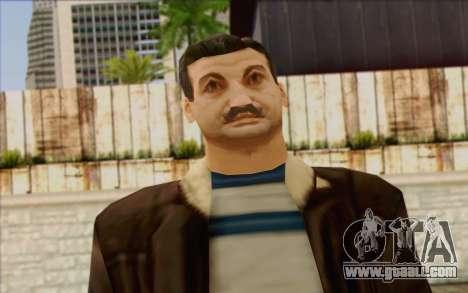 Russian Cats II Skin 2 for GTA San Andreas third screenshot