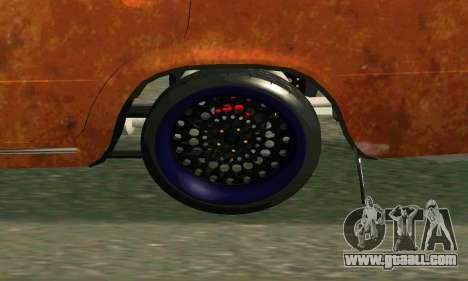 VAZ 2101 Rat-look for GTA San Andreas right view