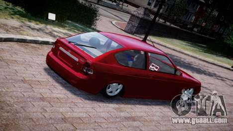Lada Priora Coupe for GTA 4 back view