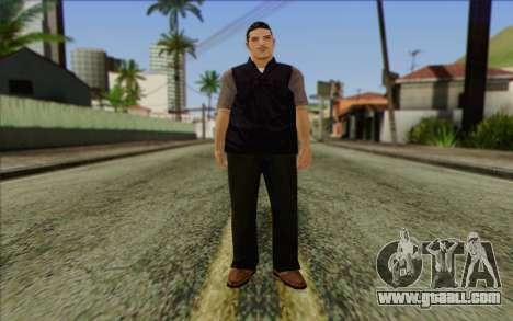 Introduction Mobster for GTA San Andreas