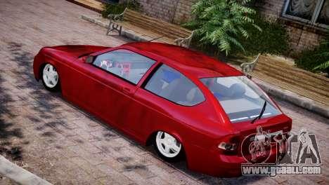 Lada Priora Coupe for GTA 4 right view