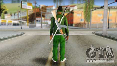 New CJ v6 for GTA San Andreas second screenshot
