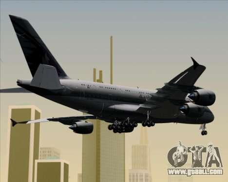 Airbus A380-861 Qatar Airways for GTA San Andreas
