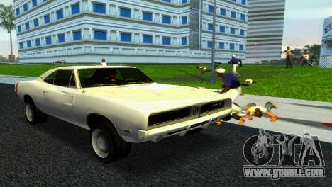 Dodge Charger 1967 for GTA Vice City