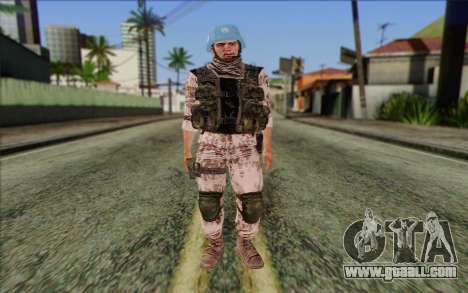 Czech Peacemaker for GTA San Andreas