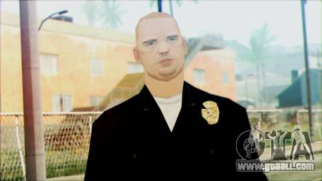 Sfpd1 from Beta Version for GTA San Andreas third screenshot