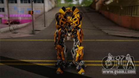Bumblebee TF2 for GTA San Andreas
