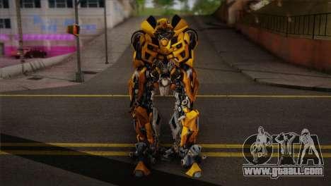 Bumblebee TF2 for GTA San Andreas