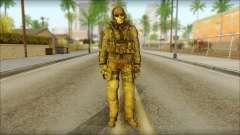 Latino Resurrection Skin from COD 5 for GTA San Andreas