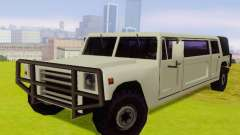 Patriot Limousine for GTA San Andreas