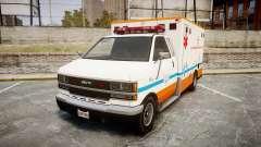 GTA V Brute Ambulance [ELS]