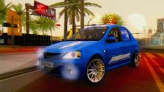 Dacia Logan Tuning Rally (B 48 CUP) for GTA San Andreas