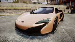 McLaren 650S Spider 2014 [EPM] Pirelli v1 for GTA 4