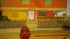 Updated house CJ for GTA San Andreas