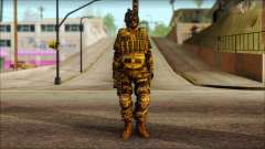 Soldiers of the EU (AVA) v3 for GTA San Andreas