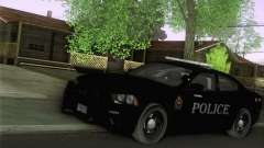 Dodge Charger ViPD 2012 for GTA San Andreas