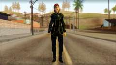 Mass Effect Anna Skin v1 for GTA San Andreas