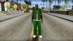 New CJ v3 for GTA San Andreas