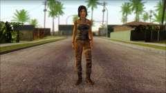 Tomb Raider Skin 8 2013