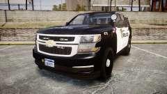 Chevrolet Tahoe 2015 LCPD [ELS] for GTA 4