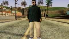 N.W.A Skin 5 for GTA San Andreas