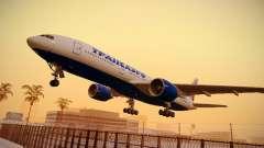 Boeing 777-212ER Transaero Airlines for GTA San Andreas