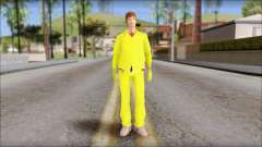 Marty with Radiation Protection Suit 1985 for GTA San Andreas