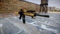 Automatic rifle Colt M4A1 jungle