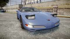 Chevrolet Corvette Z06 (C5) 2002 v2.0 for GTA 4