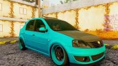 Dacia Logan Pearl Blue