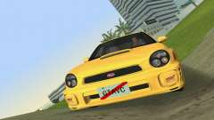 Subaru Impreza WRX 2002 Type 1 for GTA Vice City