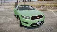 GTA V Vapid Taurus