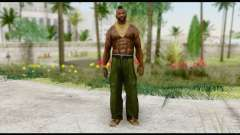 MR T Skin v1 for GTA San Andreas