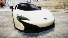 McLaren 650S Spider 2014 [EPM] BFGoodrich for GTA 4
