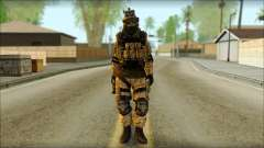 Soldiers of the EU (AVA) v6 for GTA San Andreas
