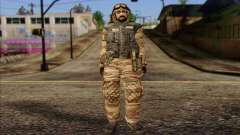 Soldiers MEK (Battlefield 2) Skin 3 for GTA San Andreas