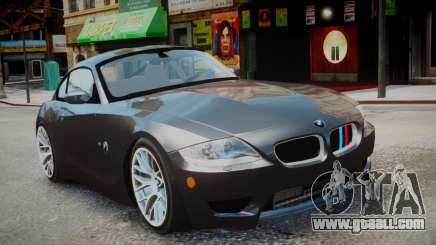 BMW Z4M for GTA 4