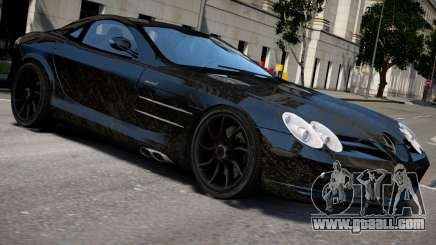 Mercedes SLR McLaren for GTA 4