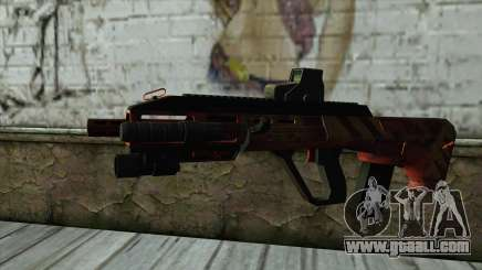 AUG A3 from PointBlank v4 for GTA San Andreas