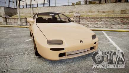 Mazda 323f 1998 for GTA 4