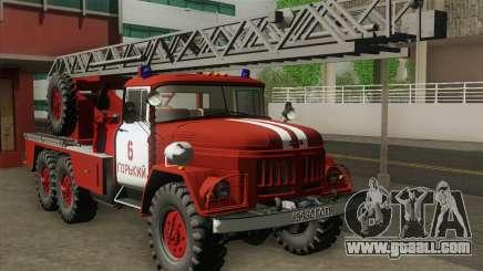 ZIL 131 - AL for GTA San Andreas