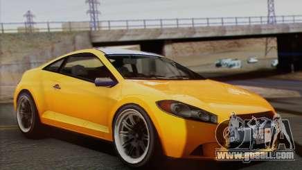 Maibatsu Penumbra 1.0 (HQLM) for GTA San Andreas