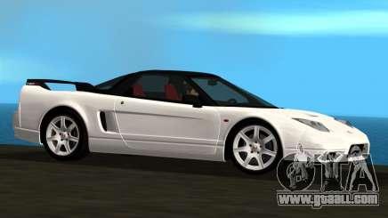 Honda NSX-R for GTA Vice City